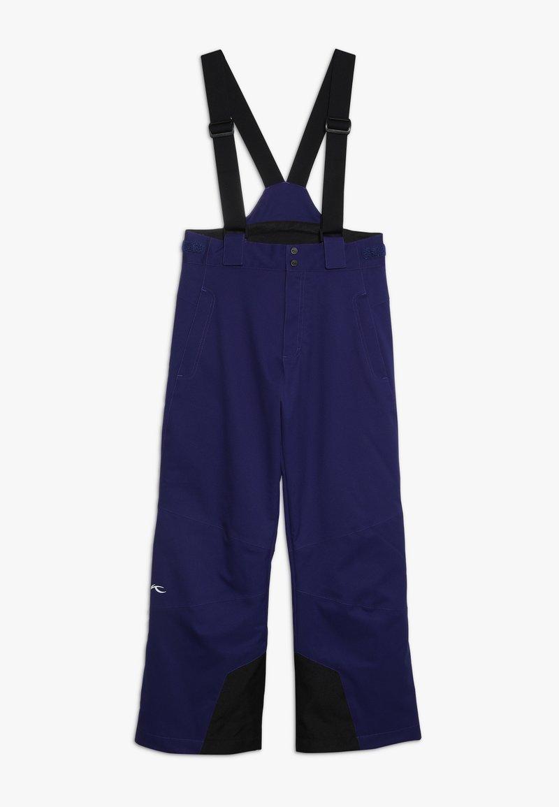 Kjus - BOYS VECTOR PANTS - Snow pants - into the blue