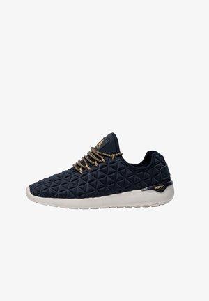 SPEED SOCKS - Sneakers laag - blue night taffy