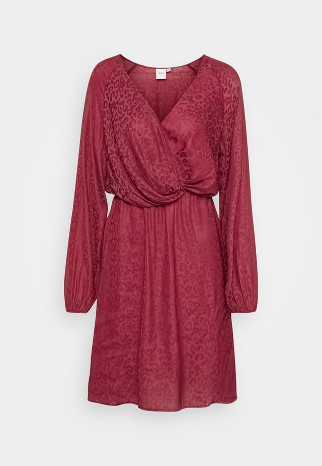 IHDANNA - Denní šaty - biking red