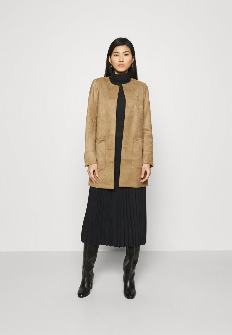 Opus - HERANOL - Short coat - maple