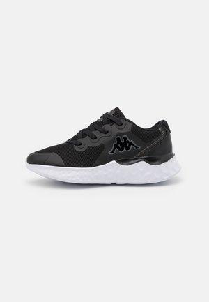 ZIBO UC UNISEX - Sports shoes - black/white