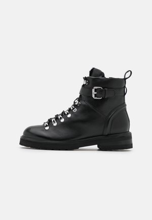 UNICO MARIA BOOT  - Lace-up ankle boots - black