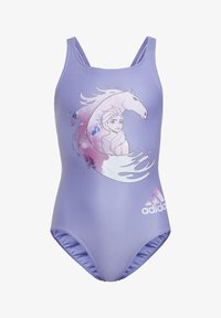 adidas Performance - FROZEN 2 SWIMSUIT - Badeanzug - purple - 0