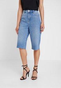 WHY7 - DREAM - Shorts - light blue - 0