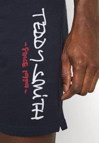 Teddy Smith - MICKAEL - Teplákové kalhoty - total navy - 5
