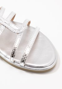 Mariamare - Sandaler - silver - 2