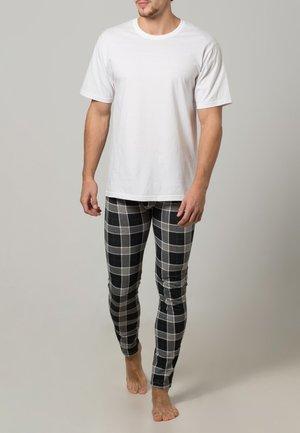 LUCKY 2 PACK - Pyjama top - white