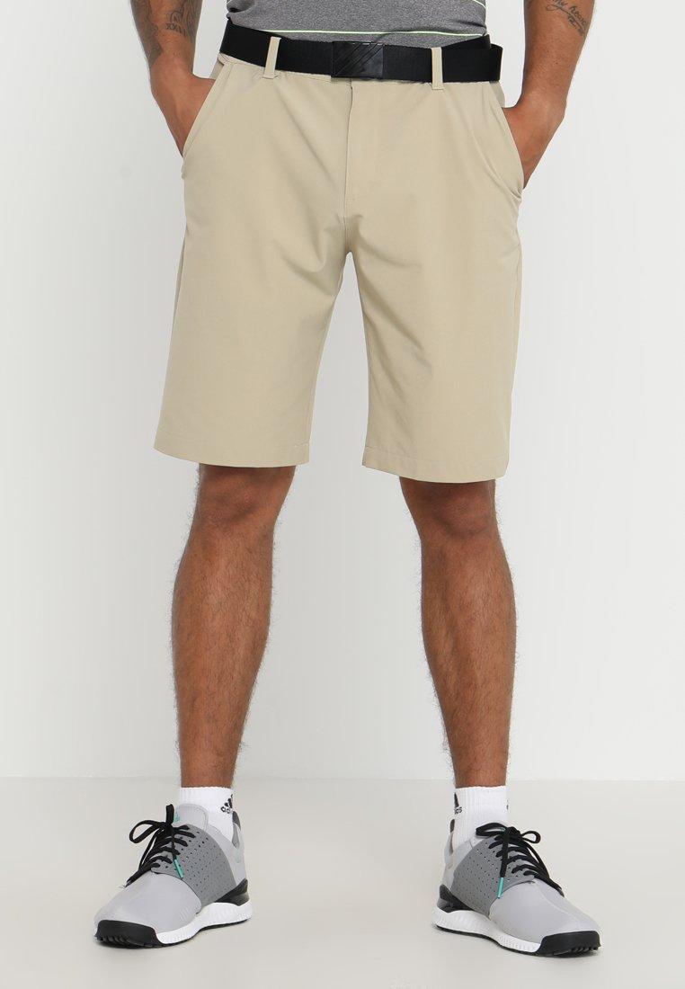 adidas Golf - SHORT - Träningsshorts - raw gold