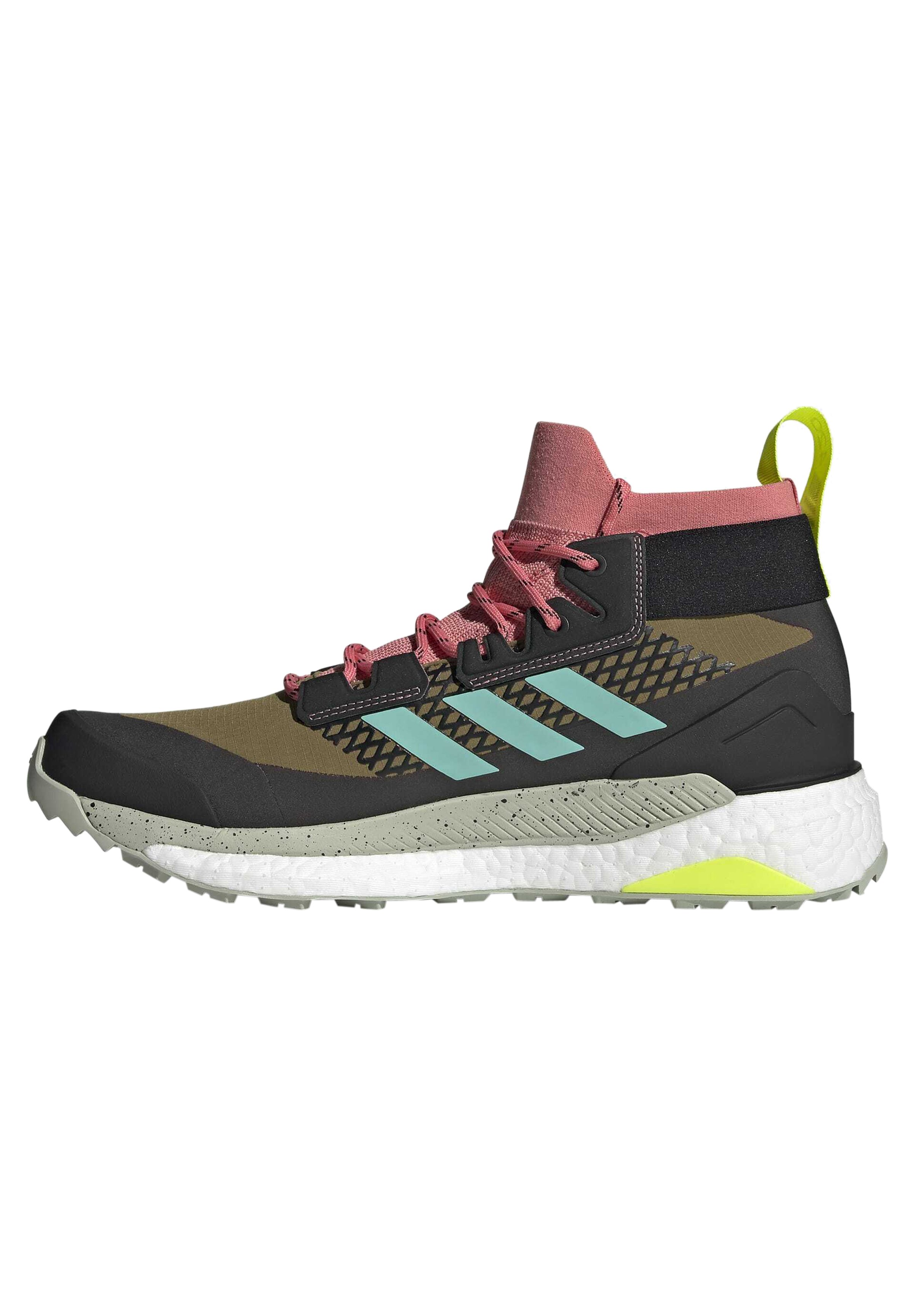 Women TERREX FREE HIKER GORE-TEX WANDERSCHUH - Hiking shoes