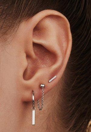 SET - Earrings - silber