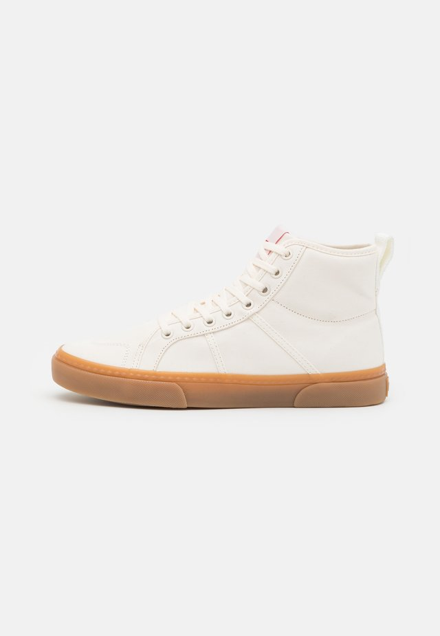 LOS ANGERED II - High-top trainers - organic white