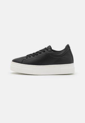 SLFHAILEY TRAINER - Sneakers laag - black