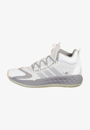 Basketball shoes - footwear white / light onix / chalk white