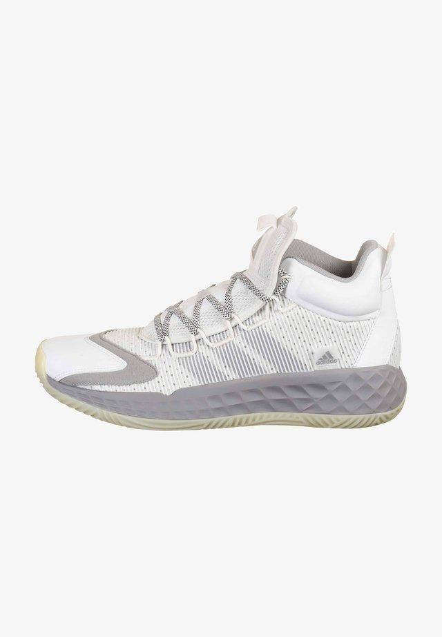 Obuwie do koszykówki - footwear white / light onix / chalk white