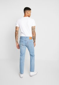 Levi's® - 501® SLIM TAPER - Jeansy Slim Fit - coneflower clouds - 2