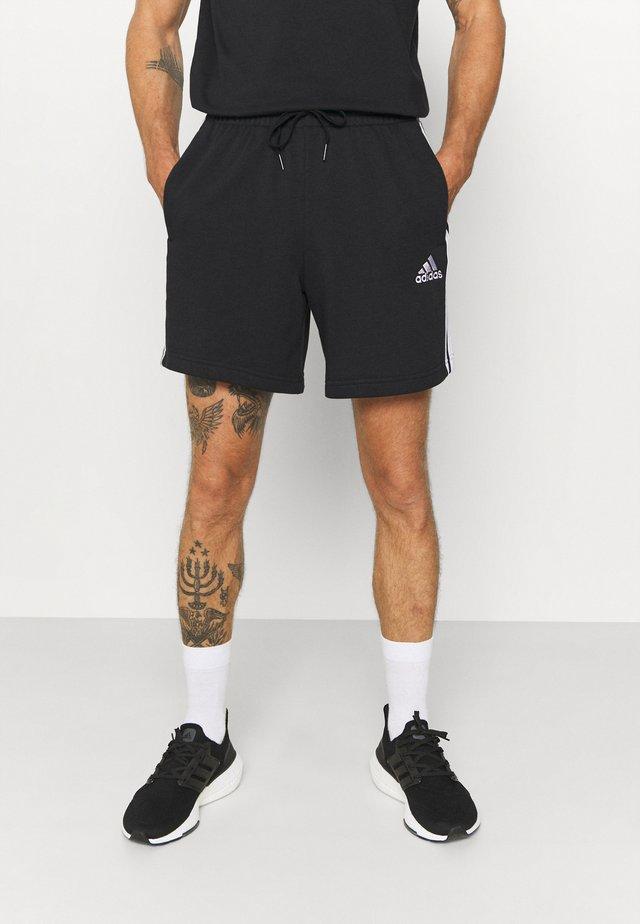 Korte sportsbukser - black/white