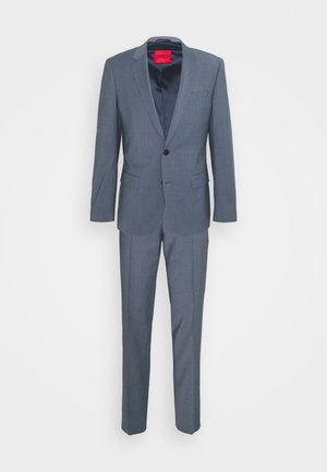 HENRY GETLIN - Oblek - medium blue