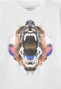 Marcelo Burlon - BEAR - Print T-shirt - white - 2