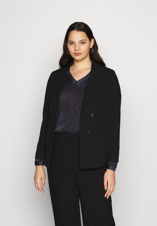 ESSENTIAL FASHION - Blazer - black