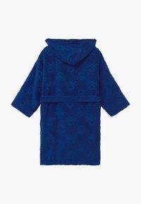 Benetton - LUTK FASHION - Dressing gown - dark blue - 1
