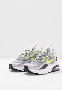Nike Sportswear - AIR MAX 270 - Sneakers laag - particle grey/lemon/iced lilac/off noir