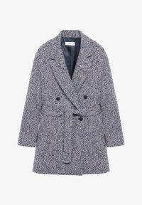 Mango - LAPIZ - Classic coat - marineblau - 6