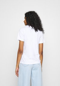 Even&Odd - T-shirt con stampa - white - 2