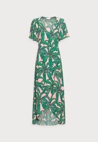 Fabienne Chapot - ARCHANA SLEEVE DRESS - Maxi dress - lovely pink/emerald - 3