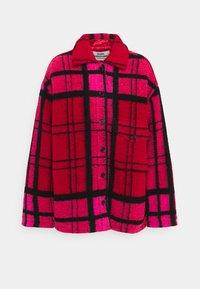 SCRUFFY CABSY - Summer jacket - pink