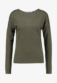 ONLY - ONLCAMI - Long sleeved top - kalamata - 4