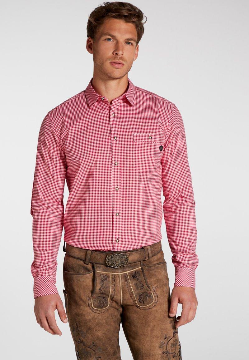 Spieth & Wensky - Shirt - rot