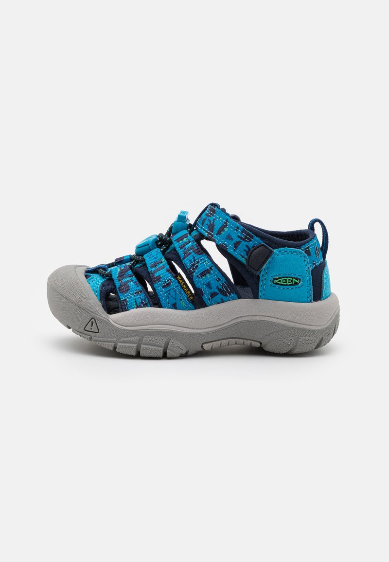 Keen - NEWPORT H2 UNISEX - Chodecké sandály - vivid blue/katydid