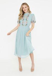 BEAUUT - Day dress - mint - 0