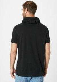 Fli Papigu - GANGSTA & KRIPOS - Print T-shirt - schwarz - 2