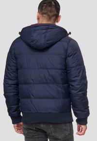 INDICODE JEANS - ADRIAN - Winter jacket - navy - 2