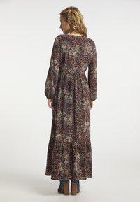 usha - Maxi dress - oliv - 2