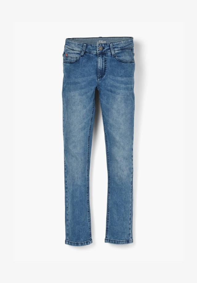 JEANS - Slim fit jeans - blue
