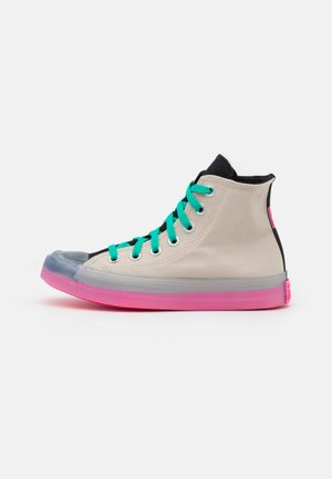CHUCK TAYLOR ALL STAR PULL TAB UNISEX - High-top trainers - string/hyper pink/black