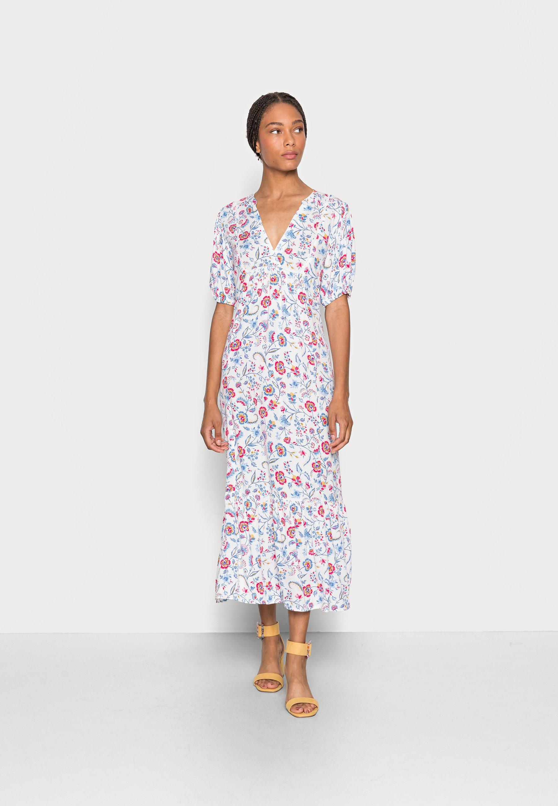 Women MIDI ANCHO CRISC - Day dress