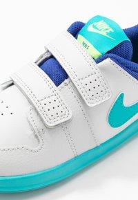 Nike Performance - PICO 5 UNISEX - Zapatillas de entrenamiento - photon dust/oracle aqua/hyper blue/ghost green - 2