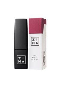 3ina - MATTE LIPSTICK - Lippenstift - 408 light maroon - 1