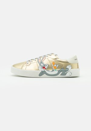 FLIPS BUGS BUNNY - Sneakers laag - gold