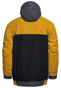 Horsefeathers - REVEL - Veste de snowboard - golden yellow - 1