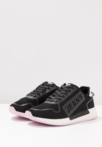 Tommy Jeans - TECHNICAL FLEXI  - Trainers - black - 4