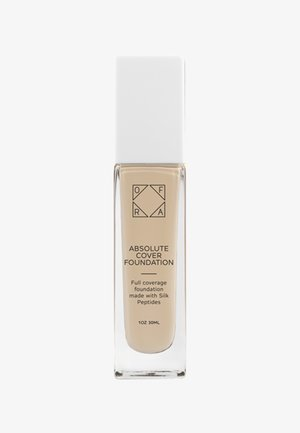 ABSOLUTE COVER SILK FOUNDATION - Foundation - 0.25
