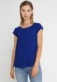ONLY - ONLVIC SOLID  TOP - Blouse - surf the web - 0