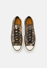 Converse - CHUCK TAYLOR ALL STAR 70 UNISEX - Sneakers basse - black/multicolor/egret - 3