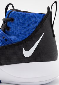 Nike Performance - ZOOM RIZE TB - Basketball shoes - game royal/white/black - 5