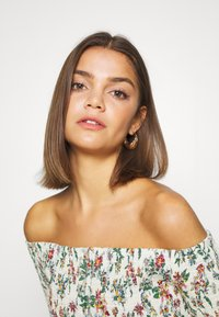 Tommy Jeans - SUMMER PRINTED PLAYSUIT - Jumpsuit - multi-coloured - 3