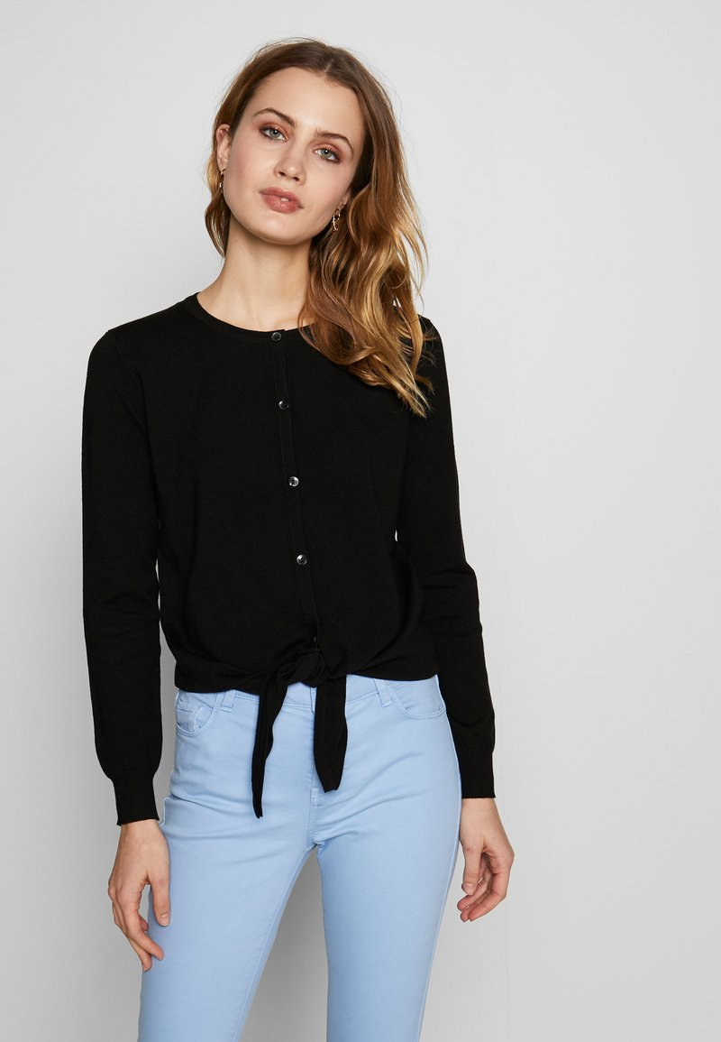 one more story - Cardigan - black
